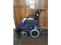 Drive Enigma XS Standard Transit Lightweight Wheelchair