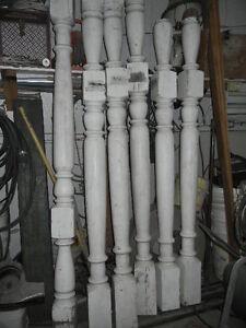 poteaux décoratif