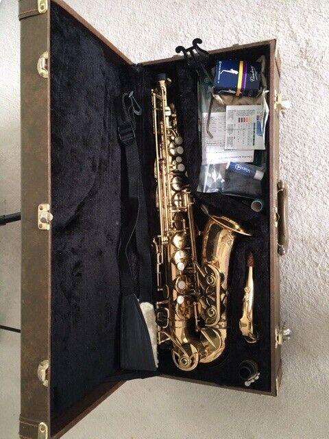 Arbiter Pro Sound Alto Saxophone - Used | in West Kirby, Merseyside |  Gumtree