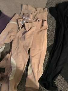 horse riding pants and chaps