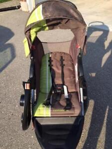 Baby trend Expedition stroller-barely used