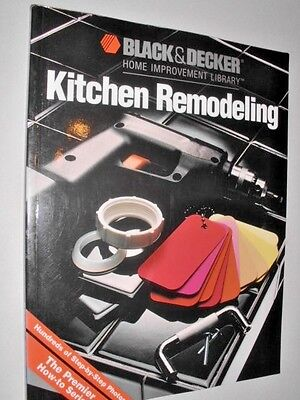 Kitchen Remodeling  Black   Decker Home Improvement Library     New