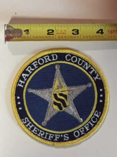 Harford County MD Sheriff