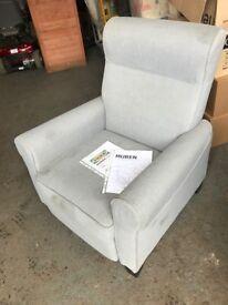 IKEA Arm Chair / Recliner MUREN Nordvalla medium grey