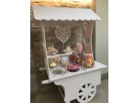 Sweet/Candy Cart for Hire also Pop corn, Candy floss, Best price, Best quality assured