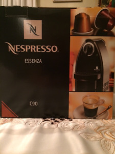 Nespresso Essenza C90 Orange and Nespresso Essenza D90 Fuschia