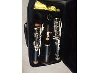 Student clarinet, Gear4music, as new