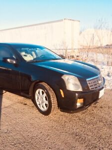 Lots Of Life Left In This CADILLAC CTS ,LOW Ks ,CERTIFIED