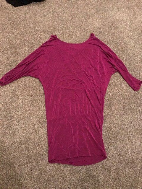 Pink Designer drop waist dress - Guess by Marciano (worth £120 new) worn twice