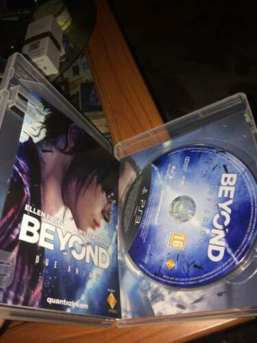 Gioco ps3 beyond