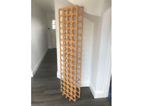 Wine Rack - 64 bottle capacity