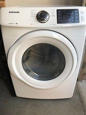 Samsung DV42H5000GW -Gas Dryer