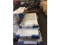 Assorted Radiators Still in Packaging