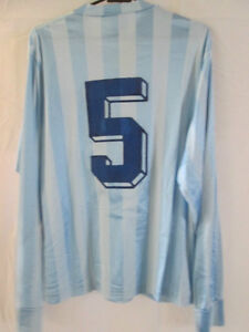 German-lower-league-Match-Worn-Home-Football-Shirt-Size-Medium-8640