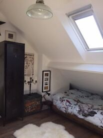 Double Room to rent. Recent refurb c/w new bathroom. Incl large Communal kitch & separate Dining Rm.