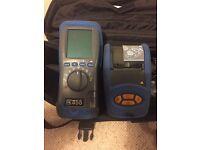 Kane 455 Flue Gas Analyser with IR printer