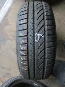 215/55R16 CONTINENTAL SNOW TIRE BRAND NEW
