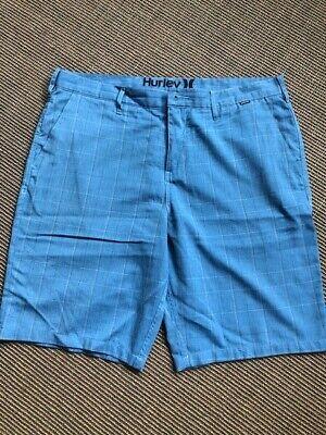 Hurley Mens Shorts Size 36
