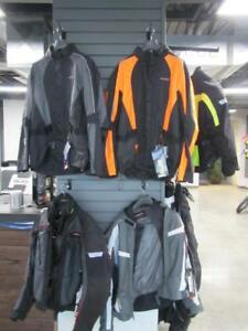 Huge sale on Olympia jackets, call Coopers Motorsports!