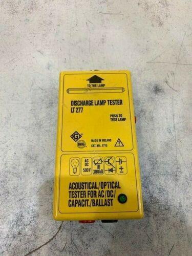 LT277 Discharge Lamp Tester