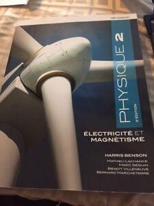 Physique 2 électricité et magnétisme Harris Benson-5e edition