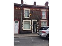 2 bedroom, semi-furnished, 2 bedroom house in Nimrod Street, Walton, L4