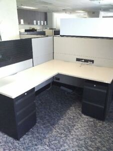 Teknion Leverage Workstations (Used)