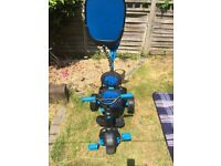 Little Tikes 4-in-1 Trike - Blue. £35. Great condition.