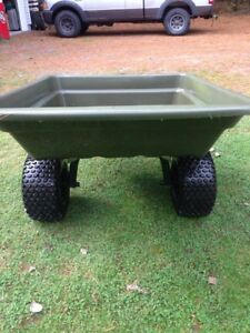 ATV Dumping Trailer SOLD