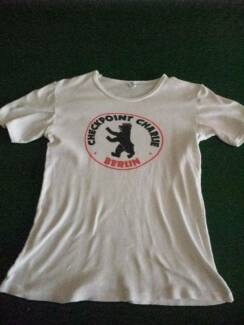 CHECK POINT CHARLIE 1980 T'SHIRT