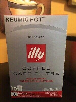 illy Coffee Medium Roast K-Cup(10ct.)