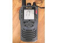 Cobra Marine - handheld VHF radio - MR HH325