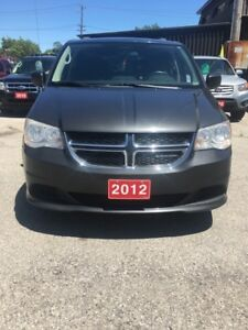 2012 Dodge Grand Caravan SE,6 CYL,Financing available,clean hist