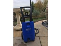 Pressure washer . Perfect working order .Nilfisk C110.4