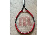 25 inch Wilson Roger Federer tennis racket (Junior)