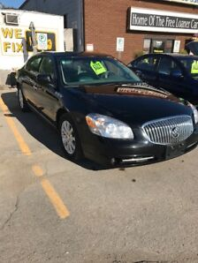 2011 BUICK LUCERNE CX - ONLY 99K!  8995.00 - CERTIFIED!!!