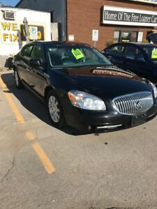 2011 BUICK LUCERNE CX - ONLY 99K!  CERTIFIED!!!