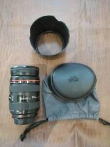 Canon lenses & Accessories