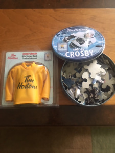 Sidney crosby bank and puzzle