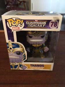 Pop Marvel Guardians of the Galaxy #78 THANOS - NEW