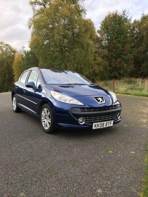Peugeot 207 SE Premium HDI, 08 Reg, 76500 Miles, MOT to 28/09/18