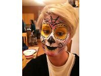 Halloween Face painting and SFX