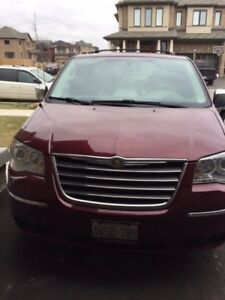 2008 CHRYSLER TOWN & COUNTRY LIMITED FULLY LOADED