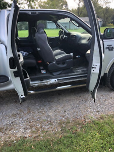 2003 Ford F150 Side Step 4x4 Sport Extended Cab