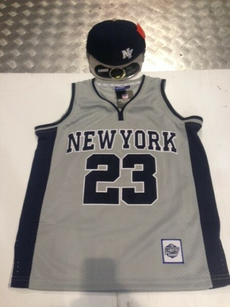 new york basketball vest