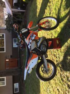 2012 KTM 250XC Price OBO