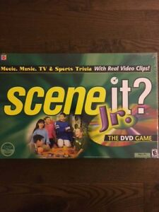 SCENE IT? Jr. - The DVD Game
