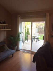 Renovated home, newly furnished room for rent, close to UW/WLU Kitchener / Waterloo Kitchener Area image 8