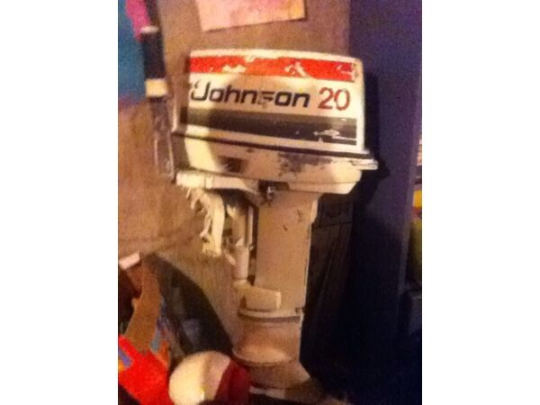Used 1972 Johnson jhonson
