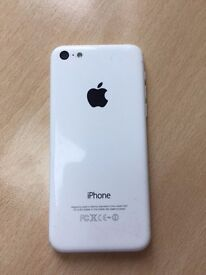 Apple iPhone 5c (white) - open to offers!